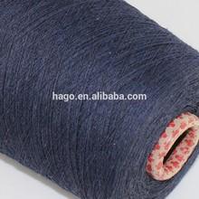 nm 40 ne 24s filato processo di fabbricazione estremità aperta filato mescolato pakistan cotone acrilico poliestere compostion