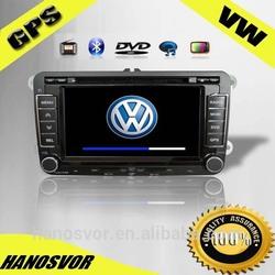 2 din 7 inch VW passat car dvd player