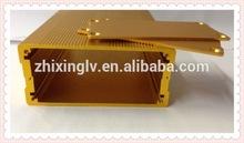 Custom Extruded Aluminum Enclosure For Electronics 76*35-100 Length Aluminum box/Aluminum Extrusion Box