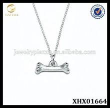The Matt Lucky Bone Necklace Sterling Silver Bone Jewelry