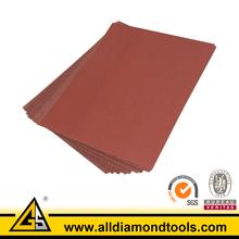 Abrasive Paper Aluminum Oxide Sanding Sheet