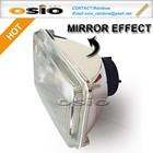 5 inch Square 12V / 24V Auto Halogen mirror Semi Sealed Beam Auto Halogen Lamp Install H4 or HID H4 Xenon Bulb