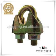 profesional de la abrazadera del sujetador hecho en china con la norma din 1142