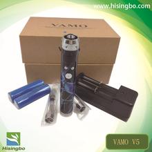 2014 new type super vape variable voltage mod electronic cigarette vamo v5