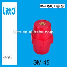 SM series Bus bar insulator,Low voltage Insulator connector