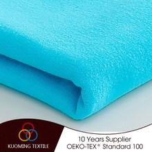 Super quality new coming indigo knit denim 100% cotton fabric