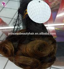 top quality brazlian virgin funmi hair romance curl Beauty Hair 5A Grade