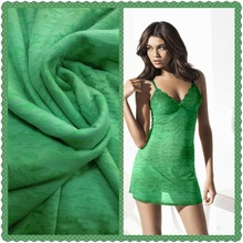 custom design nice burnout fabric for ladies summer dress fabric