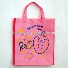 Manufacturer pp non woven fabric shopping bag