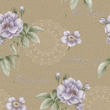 2014 coréenne texture dernières moderne fleur beau papier peint