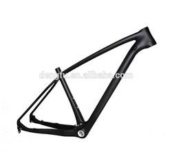 Super light 950g carbon mtb bike frame 650B