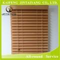 Paulownia madeira cortinas, ripas de madeira persianas