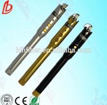 650nm pen-type fiber optic test pen/visual fault locator/fiber optic cable tester