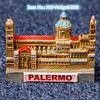 resin Palermo souvenir magnets