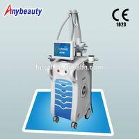 Anybeauty mutifunction 6 in 1Velashape Vacuum Roller RF belly fat loss machine