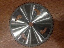 40T alloy blade for grass cutter 1E40F-5A spare parts with holes