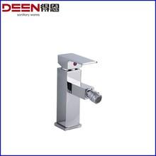 Bathroom Single Handle Brass Bidet Faucet