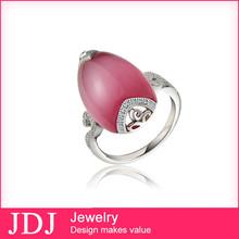 Top Design Antique Fashion Jewelry Import Black Onyx Big Costume Jewelry Rings