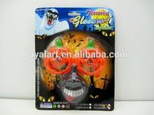 Terrorist halloween plastic funny joke glasses
