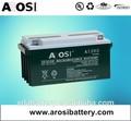12v alta capacidade agm bateria de longa vida bateria de carro elétrico