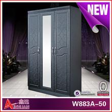 W883A-50 modular bedroom wardrobe