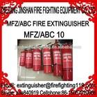 Manufacture Zhejiang Jinshan Fire Fighting Equipment Co.,Ltd looking for long term partner 10kg 20% to 80%ABC fire extinguisher