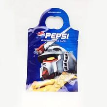 Gundam bottle caps toy packaging bag