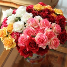 Yiwu Aimee supply artificial lover rose(AM-JT10)
