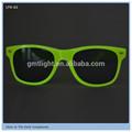 lumineux lunettes de soleil logo des marques célèbres