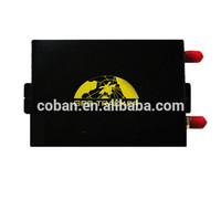 New arrive Support Camera gps tracker support dual sim card, coban original manufacturer