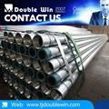 De gran diámetro tubo de pared delgada, medidor de luz de montantes de acero, de acero de perfil en u