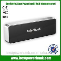 HC-E3 breathing light 4200mah portable power bank with usb port for smartphoones