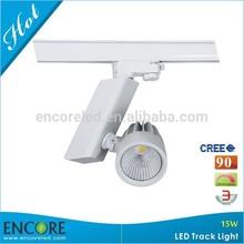Hospitality Industry 15W COB Track LED Lights