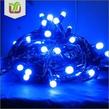 24V low voltage string christmas led lights/safety lights star