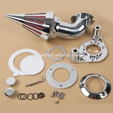 Chrome Aluminum Spike Air Cleaner filter for Harley Davidson XL models sportstar