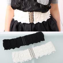 version of the new summer dress girdle, female crocodile decorative elastic belt,woman belt