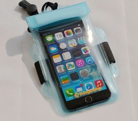 New Can Touch Screens Waterproof Underwater Dry Pouch Bag Case Cover For Phone