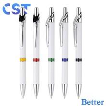 Black custom pen