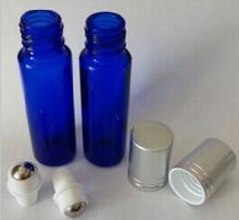 Roll on sealing type roll on bottles refillable roll on bottle