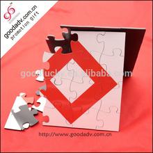 Fridge magnet puzzle / sliding puzzle / puzzle jigsaw