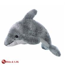 customized OEM design mini plush dolphin