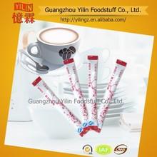 5g rafine düzenli beyaz şeker poşet çay veya kahve veya havayolu kullanım