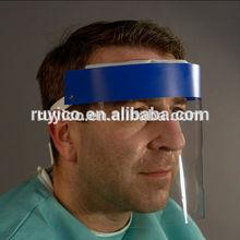 PET Disposable Face Shield for Ebola