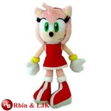 ICTI Audited Factory plush rose toy