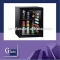 바 냉장고 유리 문을 슬라이딩 유리 도어 냉장고 카운터 냉장고 미만 유리 문