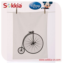 Velo Tea Towel Firm Living 100%cotton embroidered terry kitchen towel