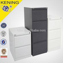 2 drawer 3 drwaer 4drawer Vertical Metal filing cabinet under desk
