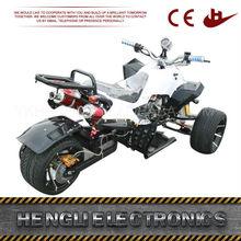 Best quality Tricycle Racing quad bike 250cc 4x4 atv