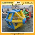 Inflável roda d ' água flutuante, Crianças inflável roda de água