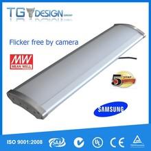 Flicker free by camera 80w led high bay light warehouse use